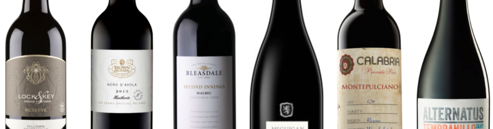 Alt-red: The Top 50 'Other Red' wines