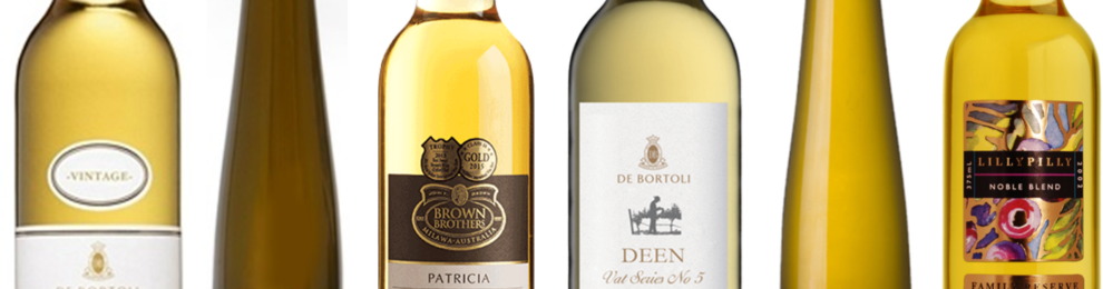 Sticky Ends: Top 50 Dessert Wines