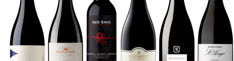 Beautiful Blends: Australia's Top 50 Red Blends