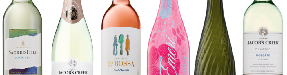 Sweet nothings: Australia's Top 20 Moscatos