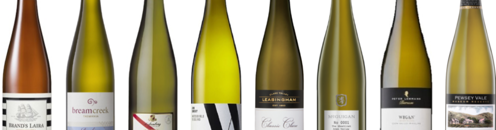 Everybody Loves Riesling: Australia and NZ's Top 20 labels