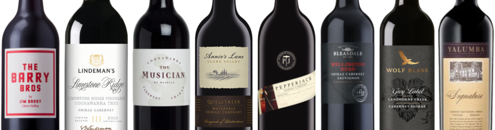 A Wine for the True Believers: Australia's best cabernet shiraz